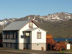 Sumarlína in Fáskrúðsfjörður