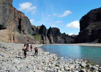 Canyon tour – hike