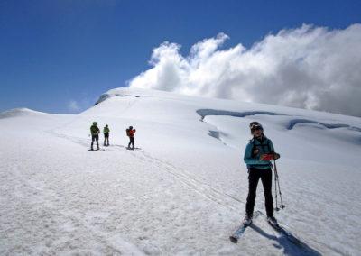 Snæfell ski tour