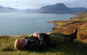 Eastern fjords of Iceland