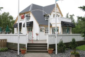 Café Nielsen in Egilsstaðir
