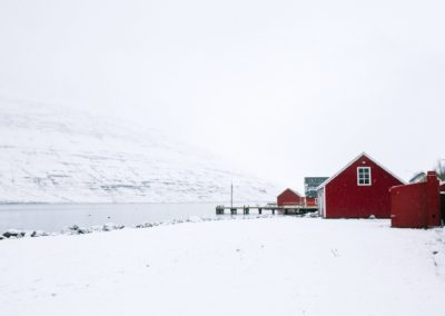 Village walk – Eskifjörður