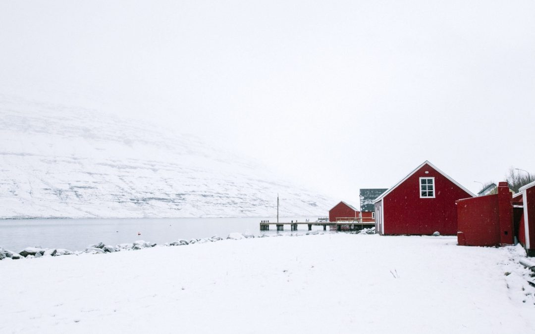Nine unique places and buildings in East Iceland