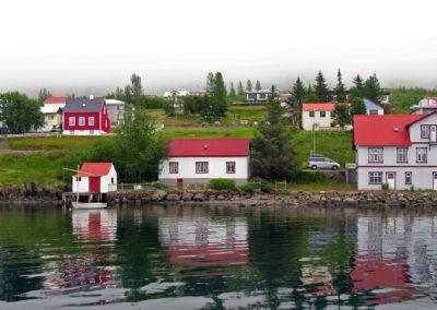 Village walk – Fáskrúðsfjörður