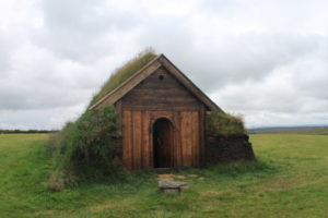 The turf church at Geirsstaðir
